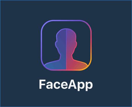 Окно запуска FaceApp Pro